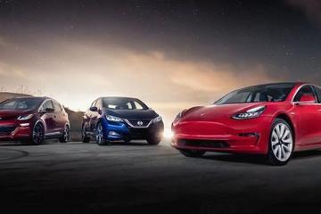 国际能源署:至2040年全球近半数轿车将是电动车