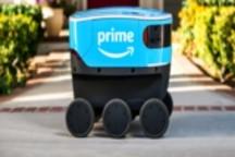 亚马逊测试自动驾驶送货车 包裹送到家门口