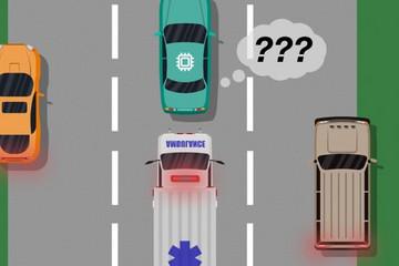 """微软与MIT利用AI帮助自动驾驶汽车弥合人机之间的""""盲点"""""""