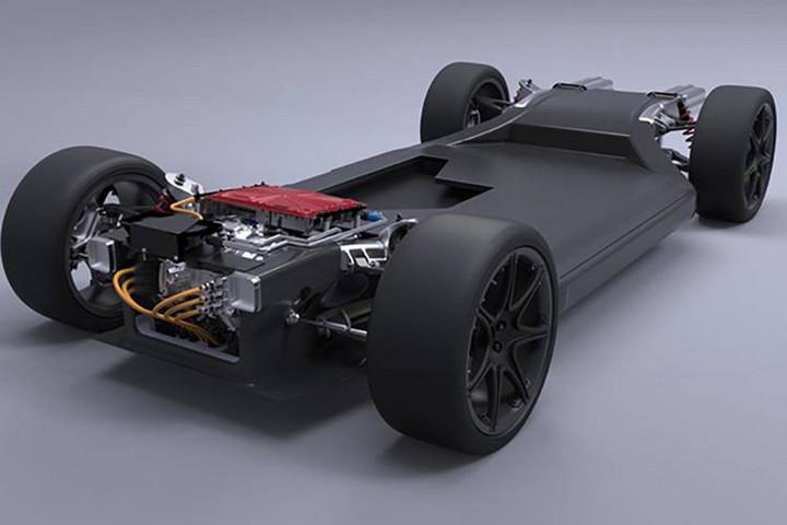 莲花与威廉姆斯合作生产插电式混动跑车