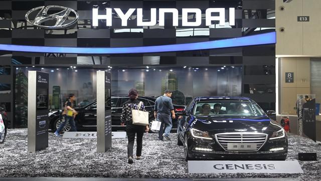 现代闯入中国高端车市场,原进口车将退网为捷恩斯让路