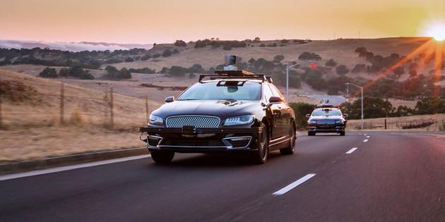 亚马逊染指自动驾驶技术 科技公司全面进入汽车领域