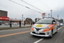 日本首次使用5G网络对自动驾驶汽车进行路测 速度比4G车更快