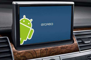丰田正式宣布兼容谷歌Android Auto车载系统