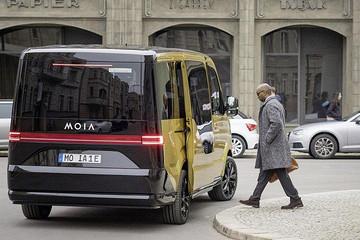 深耕移动出行市场 大众4月在德汉堡推汽车共享服务