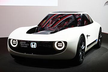本田注册Honda e商标 或预示电动汽车品牌
