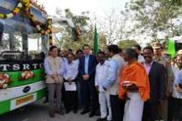 扬威海外,比亚迪在印度交付第108台电动巴士