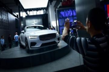 若美对中国进口车加征关税 沃尔沃或不在美国销售电动汽车