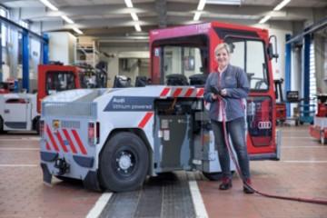 奥迪在工厂车辆上测试 再利用e-tron等车型废旧锂离子电池