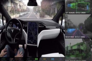 """突然保守!特斯拉更改自动驾驶语言""""完全自动驾驶""""改成""""未来驾驶"""""""