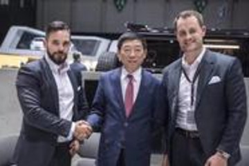 长城汽车与德国巴博斯汽车签署战略合作,WEY品牌国际化再进一步