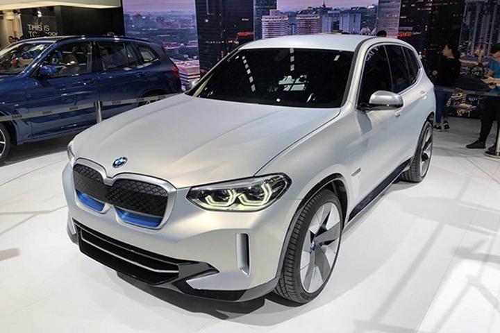 受中美贸易影响 宝马或改变在华生产电动车计划