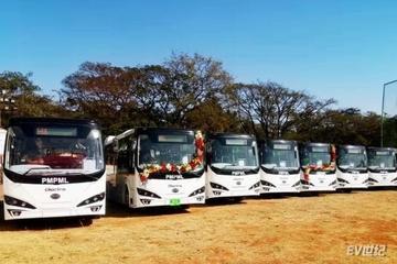 印度汽车重镇浦那追加订单125台 比亚迪打造当地最大纯电动大巴车队