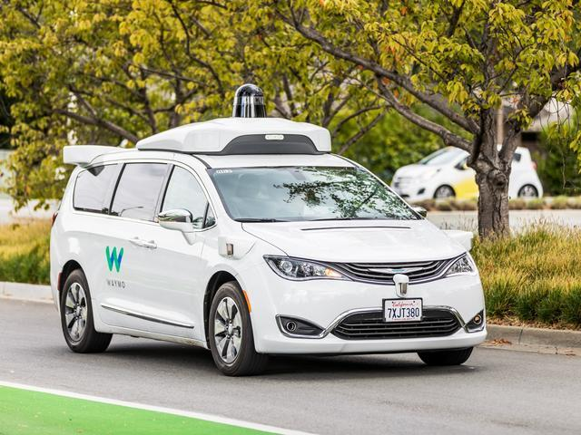 Waymo自动驾驶路测近2000万公里