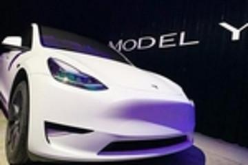 特斯拉ModelY中国售价43.5万起 上海工厂年内完工