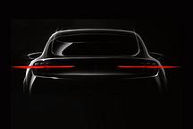 别说V8了,连汽油都不用了!野马基因的纯电动SUV效果图曝光