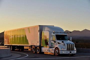 图森获突破 实现无人驾驶卡车全天候运营