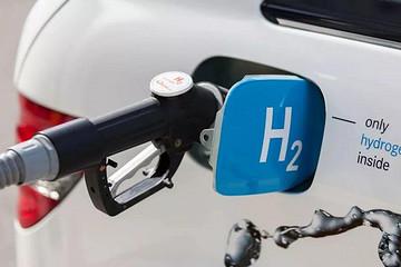 中国首辆氢能碳纤维车身乘用车武汉诞生