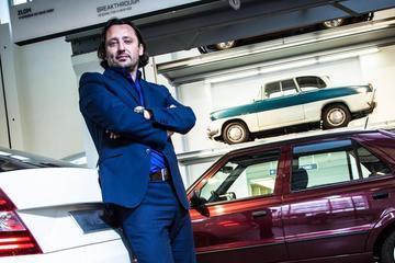 劳斯莱斯任命宝马设计师Jozef Kaban担任设计总监