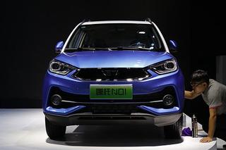 哪吒N01调整补贴后售价 4款车型均上涨0.7万元