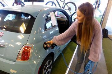 挪威純電動車銷量飆升 市場份額接近60%