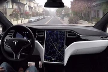 特斯拉证实完全自动驾驶计算机处于生产中 4月19日将进行功能展示