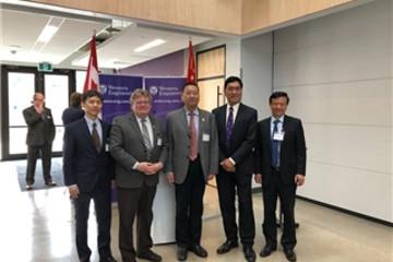 国联汽车动力电池研究院与加拿大西安大略大学 合作研究固态电池