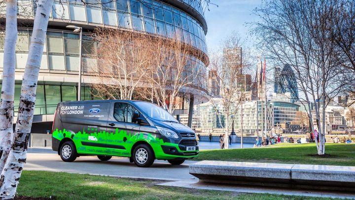 福特开发新算法 助力电动汽车充电设施战略部署