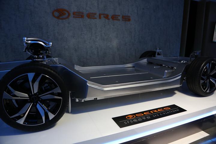 金康SERES SF5于今年4季度上市 预订价27.8万起