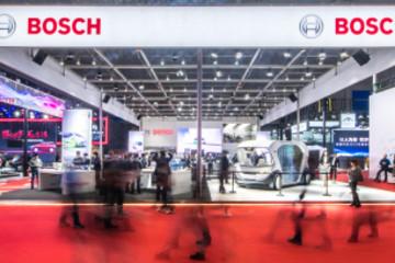 博世:无人驾驶电动巴士概念车在华首次亮相