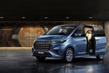 上汽大通推出首款氢燃料乘用车G20FC,续航550公里,5分钟完成加氢
