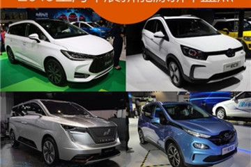 绝对的当红主角 2019上海车展新能源新车盘点