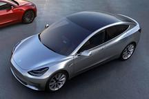 德国3月电动车销量近万辆 特斯拉Model 3居榜首