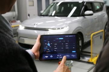 现代汽车推出电动汽车性能调整技术 用户可通过手机自定义设置