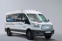 福特推出Transit智能能源概念车 最大化能源效率和续航里程