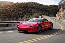 取代门把手 特斯拉换代Roadster配滑动式指纹识别功能
