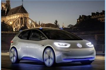 大众纯电动车下周预订 22万起售/续航超550km