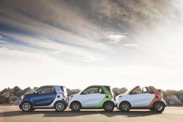 因销量不佳 戴姆勒将停止在美国和加拿大销售小型电动车Smart Fortwo