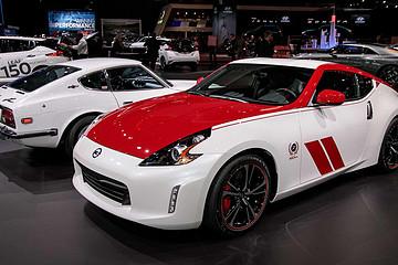 不结盟  日产将独立进行下一代Z/GT-R跑车的研发