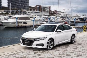 Honda中国发布2019年4月终端汽车销量