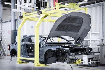 Polestar在英国建立研发中心以打造未来高性能电动汽车