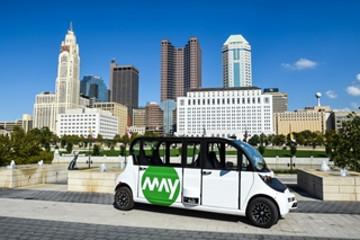 获丰田、宝马等大佬支持 May Mobility将于5月15日在罗德岛运营自动驾驶接驳车服务