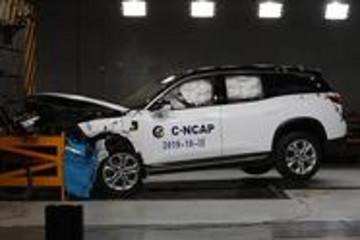 新能源车初涉碰撞测试:安全表现不一 新增高压电安全检测项目