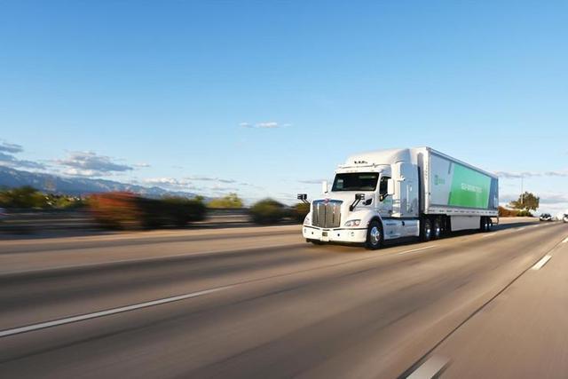 图森未来与美国邮政达成合作,规模化无人驾驶车队铺开
