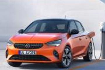 欧宝发布Corsa-e官图 采用纯电驱动续航330公里