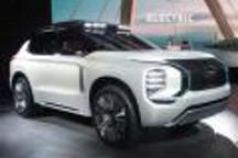 一大波PHEV将推出 三菱SUV电气化新消息