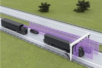 Sick推激光雷达车辆轮廓测量系统 可高度精确测量行驶中多辆车的3D轮廓