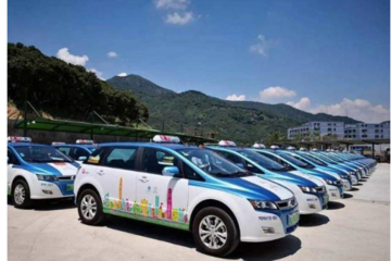 出租车或于2020年全面电动化,还没开始乘客就抱怨起来了