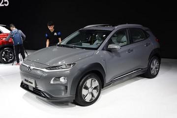 现代ENCINO 昂希诺纯电动或换电池品牌