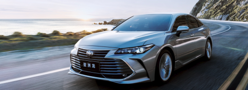 逆势飙升,一汽丰田5月销量同比增长10%